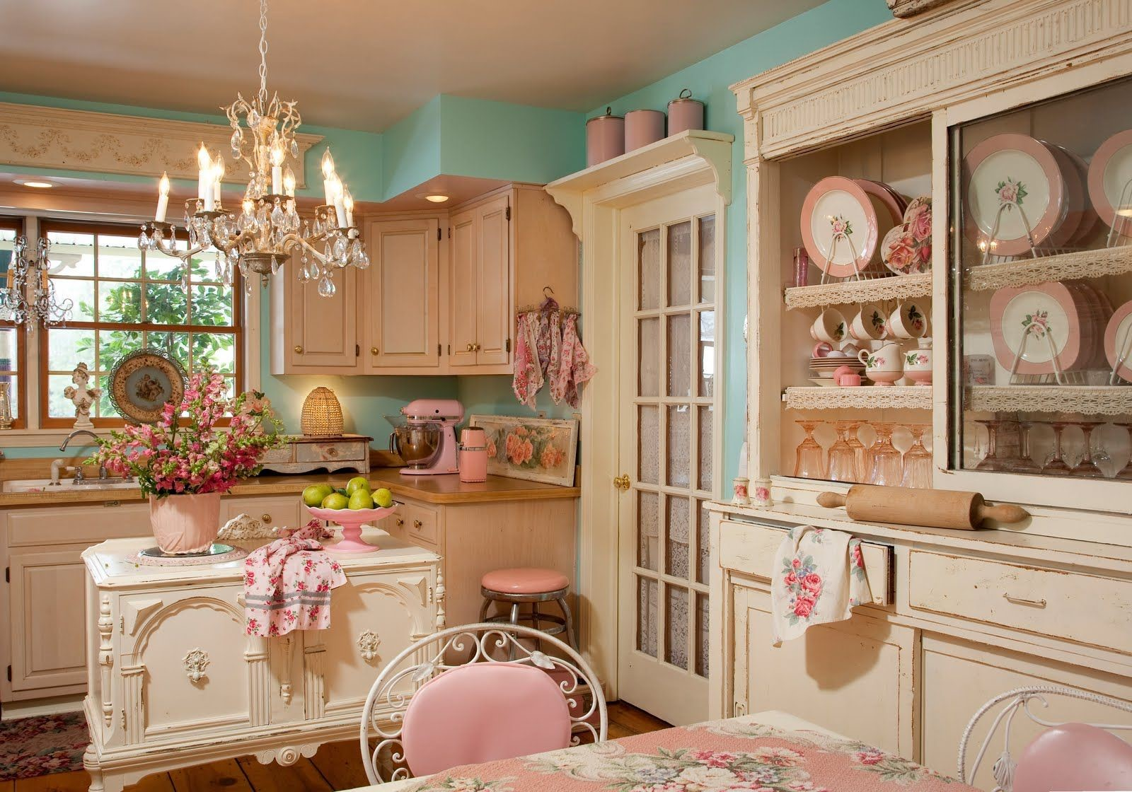 Claves para decorar vintage con el estilo shabby chic for Decorar casa 2017